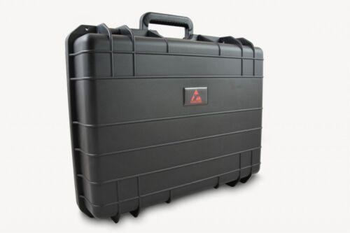 Guncore armas maleta pistolas maleta maleta impermeable tamaño xl-extralarge Dru
