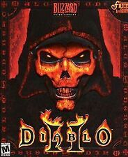 Blizzard Diablo II 2 Role Playing Game RPG Windows PC CD-ROM (2000)