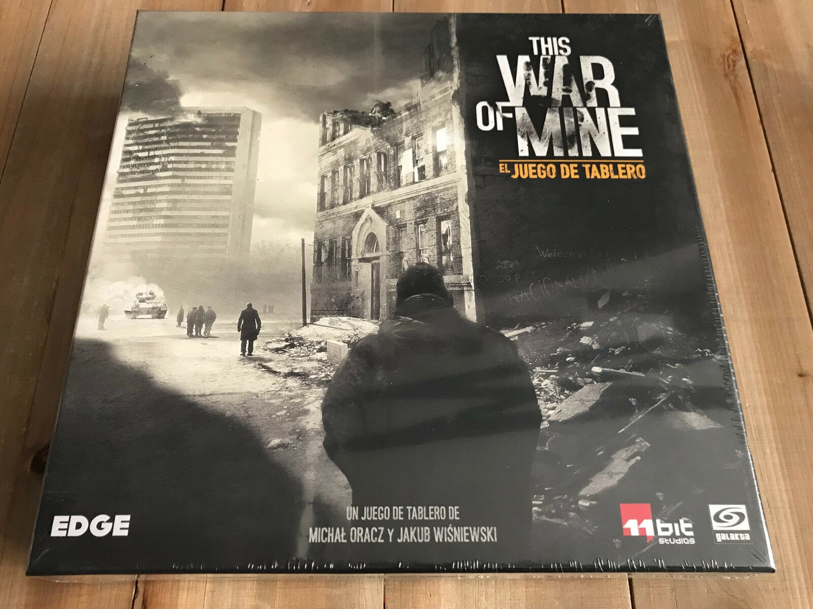 Juego de mesa This War of Mine - EDGE - Precintado