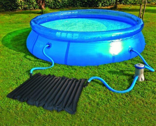 Kokido Solar Swimming Pool Water Heater Heating Coil Panel Pad   K848CBX
