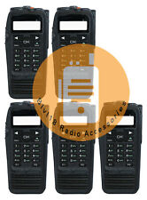 5pcs Replacement Front Housing Case For Motorola Xpr6550 Radio With Oem Speaker