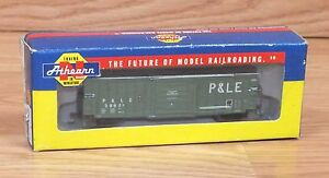 Genuine Athearn Trains in Miniature N Scale 50' Sieco Box Car Only **READ**