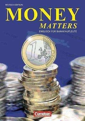 1 von 1 - Money Matters. Englisch für Bankkaufleute. Schülerbuch. Neubearbeitung. Euro vo…