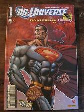 DC Universe #16 Final Crisis 4/5 DC Comics 2010 French Lang.