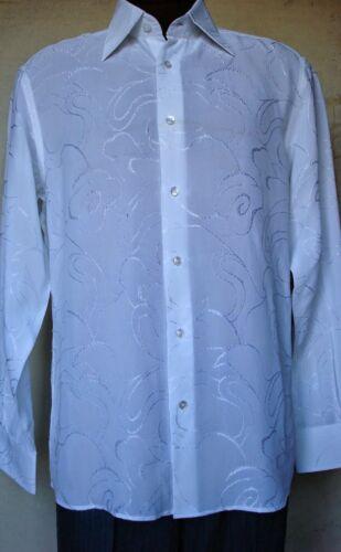 Men/'s Dancer Dress Shirts Style 7118