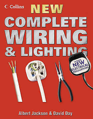1 of 1 - Collins New Complete Wiring and Lighting by Albert Jackson Paperback