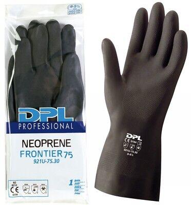 10 Paar Handschuhe Neopren Plüsch Intern Ed Anatomische Größe Größe Xxl