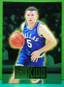 Jason Kidd rookie card 1994-95 Skybox #221