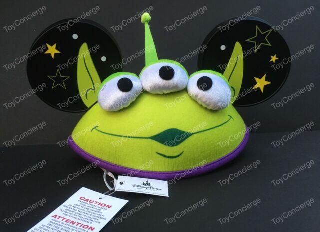 a77dde90a Disney Parks Ear Hat Adult Toy Story Alien Pixar Little Green Men
