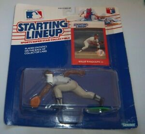 Willie Randolph New York Yankees 1988  Kenner Starting Line UP First Year