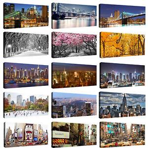 Canvashop-Quadri-Moderni-New-York-cm-120x60-Stampa-su-Tela-Canvas-Quadro-Citta