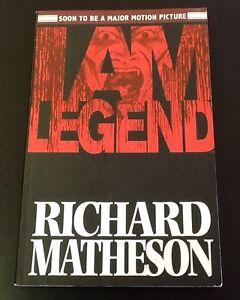 Richard Matheson's I Am Legend, IDW Graphic Novel, 2007 2nd printing
