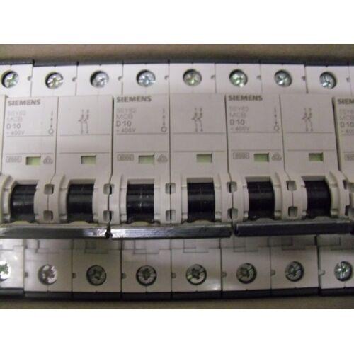 Mcb Siemens 5sy6210-8