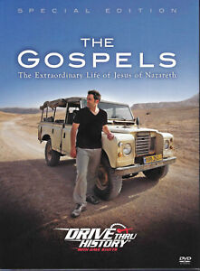 NEW The Gospels Drive Thru History Dave Stotts 3 DVD Special Edition Collection