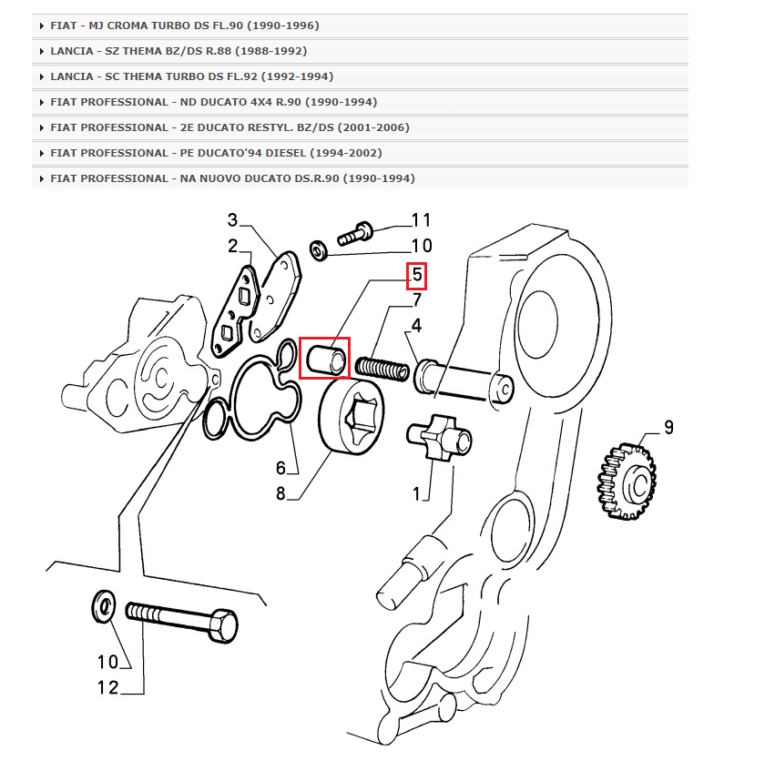 Fiat Wiring Diagram
