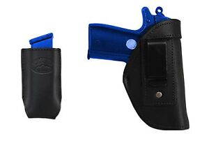 Mag Pouch for Browning Colt Mini//Pocket 22 25 380 New Barsony IWB Gun Holster