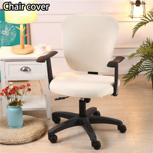 Gaming Chair Office Computer-Chair Modern Swivel Ergonomic Desk Chair Covers