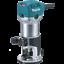 Makita-RT0701C-1-1-4-HP-Compact-Router-w-FULL-WARRANTY thumbnail 1