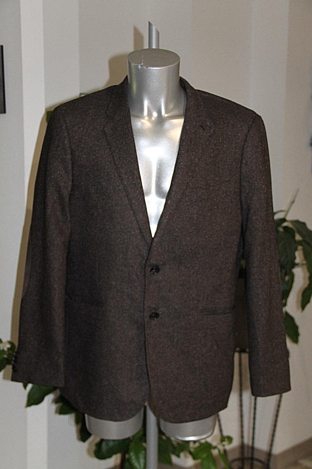 HUGO BOSS rhett suit vest extra slim wool SIZE 54 TOP RANGE