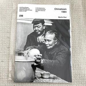 Martin Parr Chinatown 1984 Cafe Royal Books Magnum Photographer