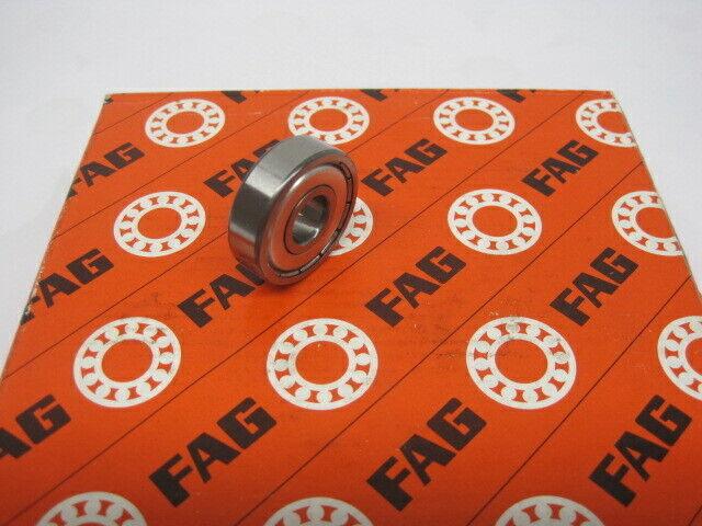 4 Stück FAG Rillenkugellager 6002-C-2Z 15x32x9 mm