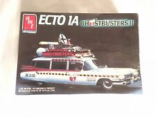 AMT ERTL - ECTO 1A Ghostbusters II - Model Kit #6017 NEW,''SEALED',MINT,CLASSIC,