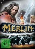 Merlin und das Schwert Excalibur (2011) DVD