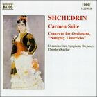 "Shchedrin: Carmen Suite; Concerto for Orchestra ""Naughty Limericks"" (CD, Jan-1995, Naxos (Distributor))"