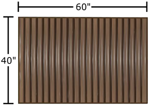 Uncut-Polycarbonate-Repair-Sheet-for-Gazebo-Roof-40-034-X-60-034-7mm-Thick-1-Sheet