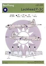 Bestfong Decals 1/144 LOCKHEED P-3C ORION Republic of China Air Force