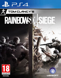 Tom Clancy039s Rainbow Six Siege PS4  NEW AND SEALED  QUICK DISPATCH  IMPORT - swansea, Swansea, United Kingdom - Tom Clancy039s Rainbow Six Siege PS4  NEW AND SEALED  QUICK DISPATCH  IMPORT - swansea, Swansea, United Kingdom