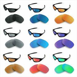Neu SURE Kompatibel Ersatzgläser für Oakley Twenty 2012 ( 9 Linsen Optionen )
