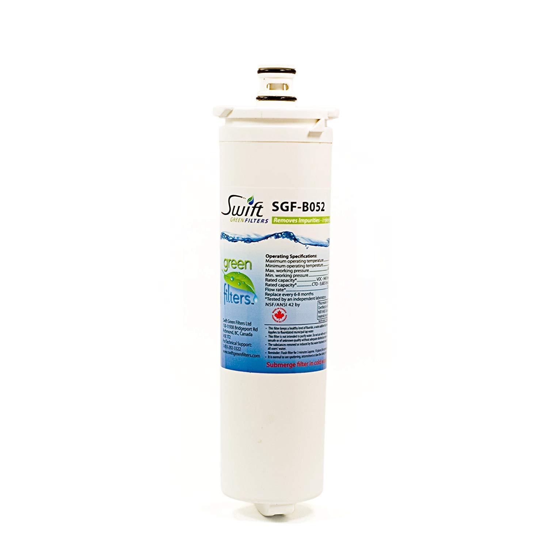 Bosch replacement water filter 640565, AP3961137, B20CS5, CS-452, CS52, EVOLFLT
