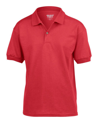 PERSONALISED I/'M PROUD PRINTED CHILDRENS POLO SHIRT
