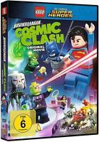 DVD - LEGO DC Comics Super Heroes: Justice League - Cosmic Clash - NEU -