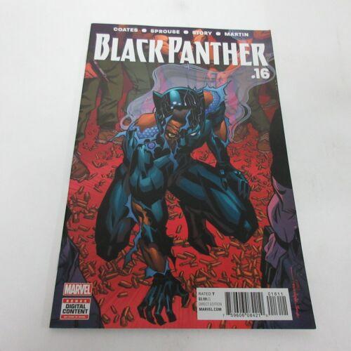 Marvel Black Panther #16 NM