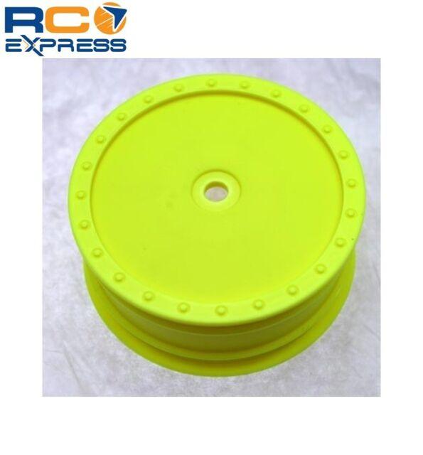 Yellow Team Durango DEX210 // DEX410 V3 - rear DE Racing 1//10 Scale Wheel
