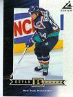 Bryan Berard 1997-98 Pinnacle 97 Zenith Dare to Tear 5x7 New York Islanders #Z32