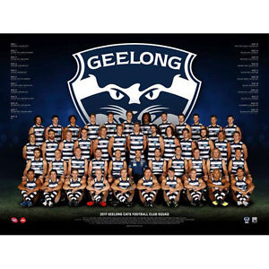 AFL-2017-Team-Geelong-Cats-POSTER-60x80cm-NEW-Aussie-Football-League-Players