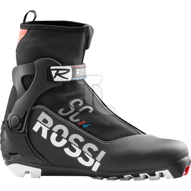 Rossignol X6 SC Combi Nordic Skischuhe RIHW210 Langlauf NEU