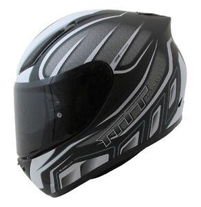 Lid Tintada Mt Mate Motorcycle Con Crash Revenge Negro Casco Alpha Blanco Visera Bw4PB6xA