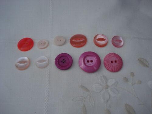 6 10 shades//designs Botones 8 o 10 Rosas