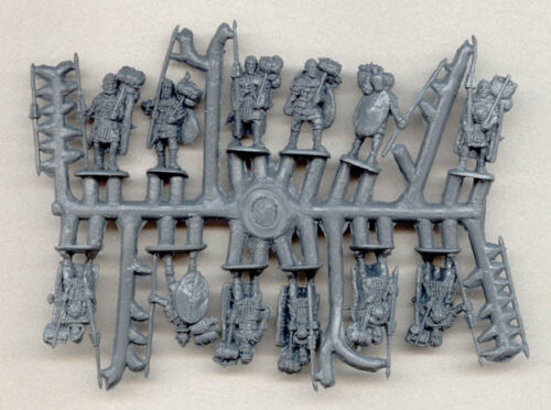 Roman Legion on the March LIMITED EDITION SPRUE N° 1 LINEAR-B 1//72