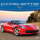 Corvette Foil 2017 Calendar Not Available