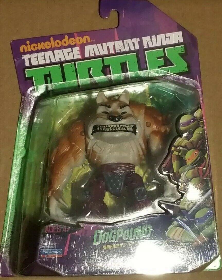 opciones a bajo precio Teenage Mutant Ninja Turtles Turtles Turtles Nickelodeon, Dogpound Figura De Acción  alta calidad