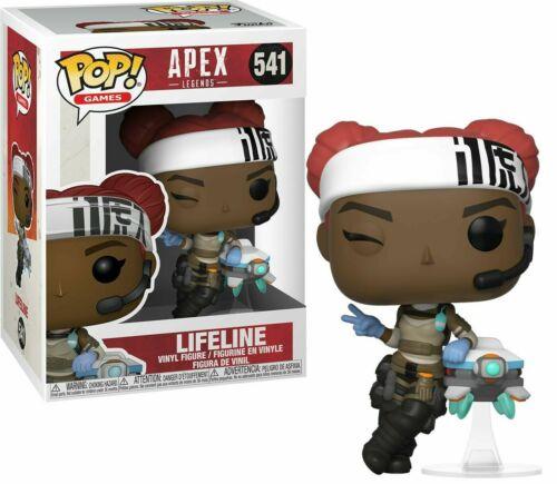 #541 43285 Funko Pop Games VINILE personaggio-lifeline Apex Legends