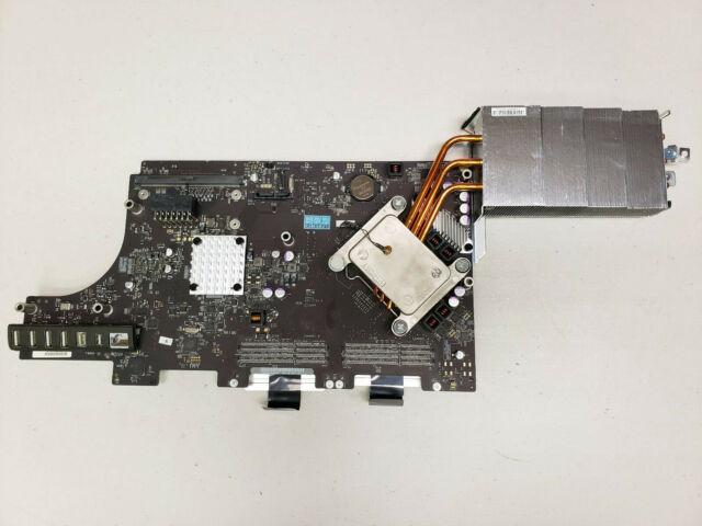 Apple iMac 27 A1312 Late-2009 Logic Board 820-2733-A with Core i7 2.8GHz CPU