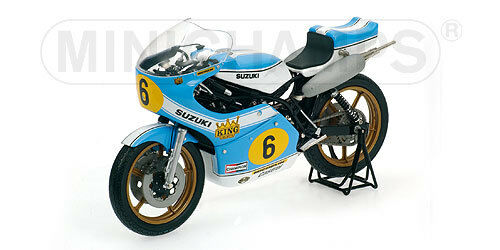 Minichamps Suzuki XR14 RG500 1975 1 12  6 Barry Sheene Dutch TT Assen