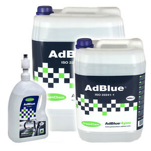 Greenchem AdBlue for Mercedes Diesel Cars from 2L  1000L - <span itemprop='availableAtOrFrom'>Chorley, United Kingdom</span> - All our products are 100% guaranteed. If you experience any problems, please contact us by email or through eBay. Customers wishing to return items MUST contact us for a returns authorisa - Chorley, United Kingdom
