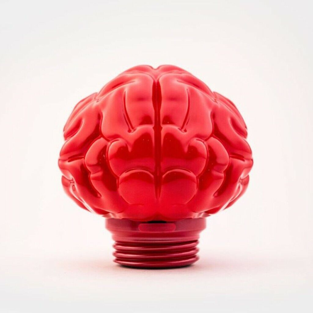 Cebo X N.E.R.D. X Interruptor cerebro Bombilla Rojo